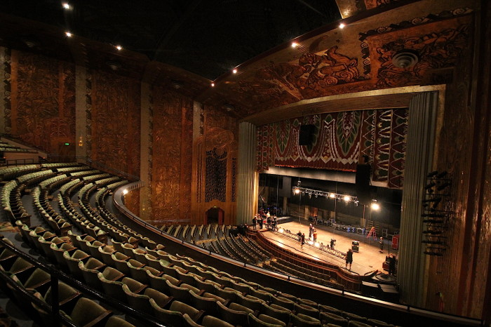 seattles moore theatre - 700×466
